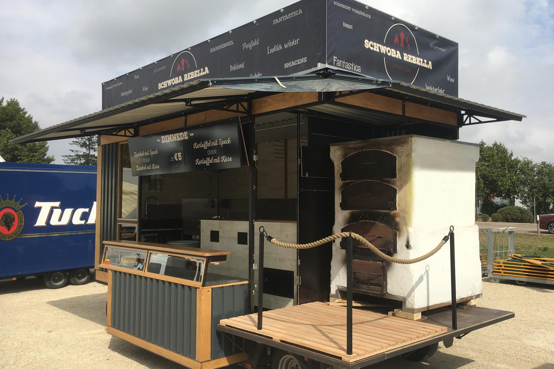 Foodtruck – Schlossbeck