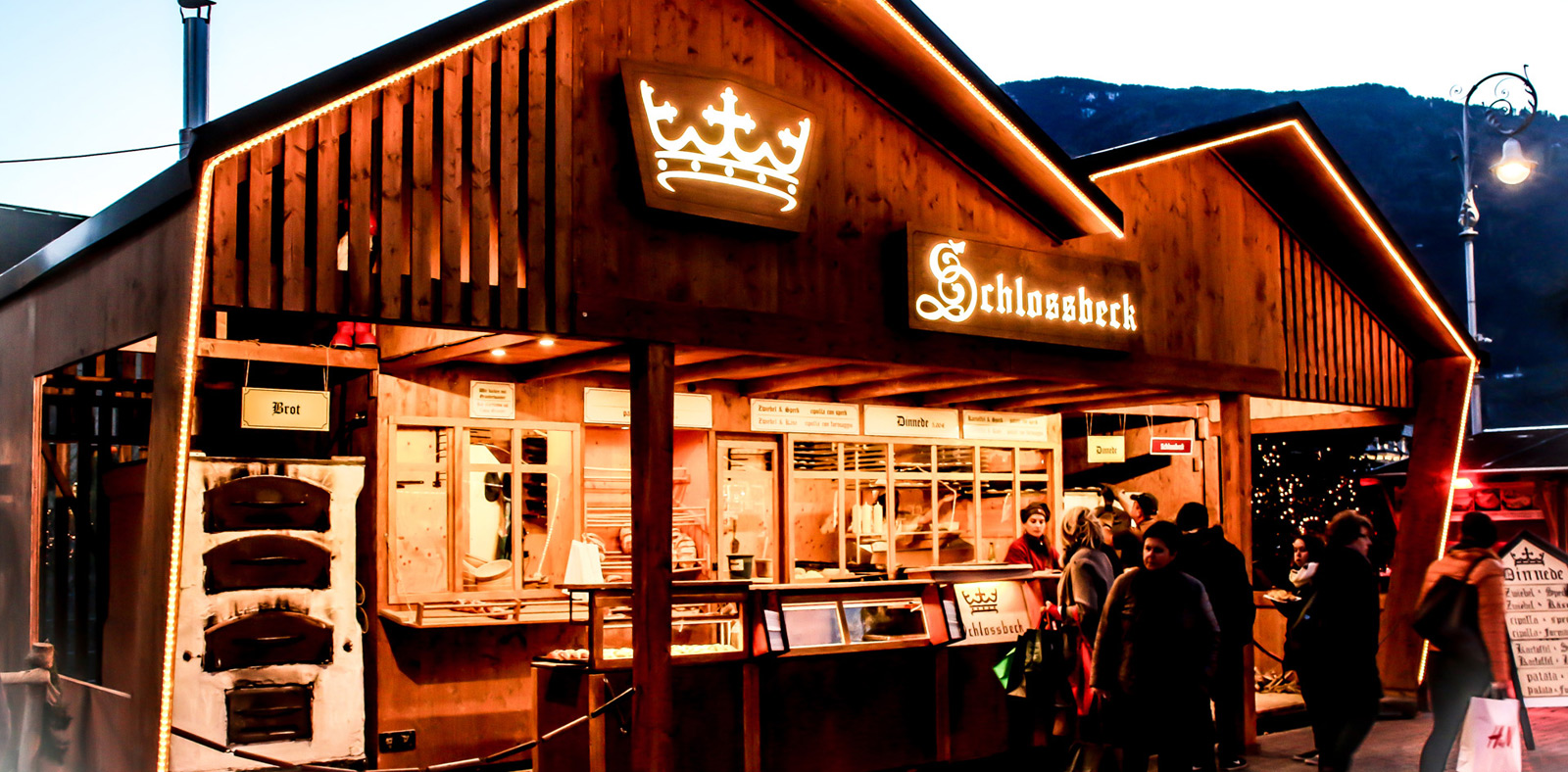 Dinnede Schlossbeck
