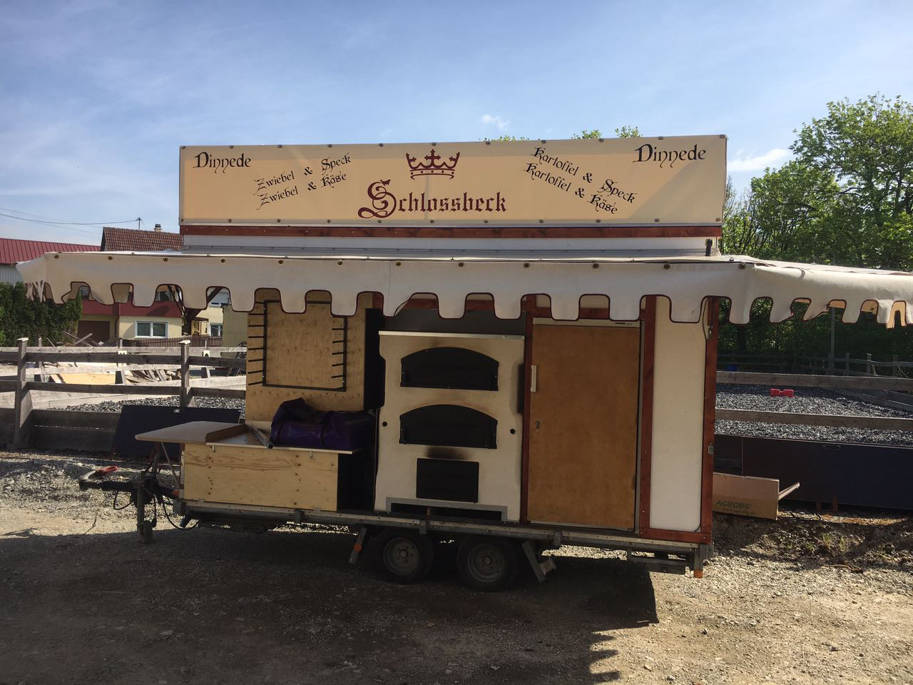 Partyhänger – Schlossbeck