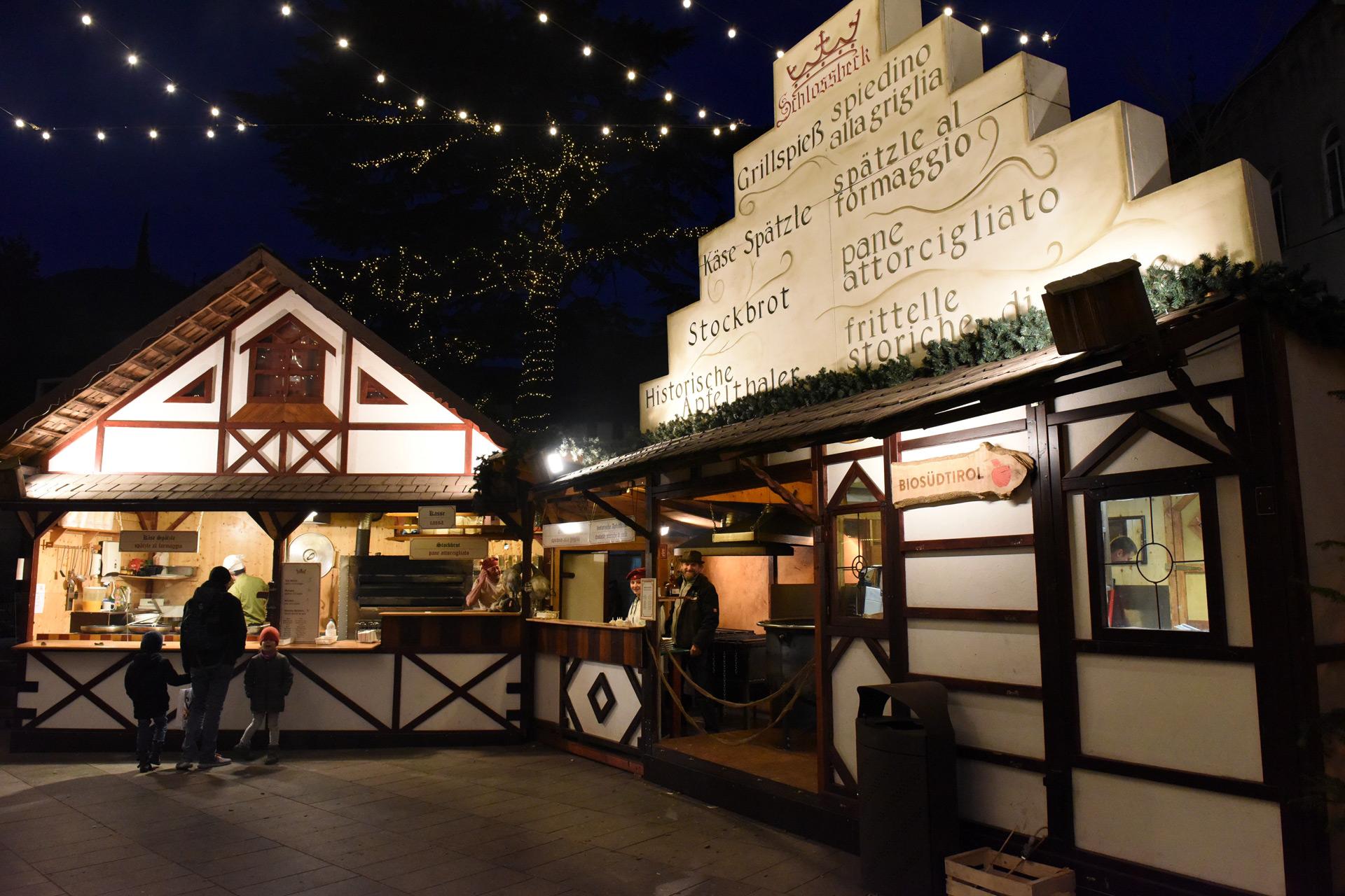 Sandplatz Meran – Schlossbeck